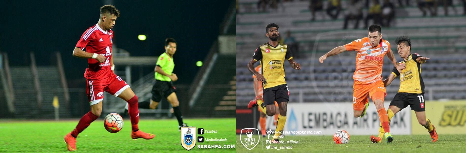Previu Matchday#14 Sabah vs PKNS Selangor, 22 Julai – 8.15pm!
