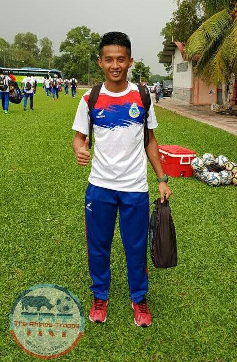 Stanley Sulong muncul wira Sabah B21 sekali lagi!