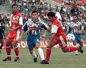 'Borneo Derby' Sabah vs Sarawak janjikan pertembungan sengit di Likas.