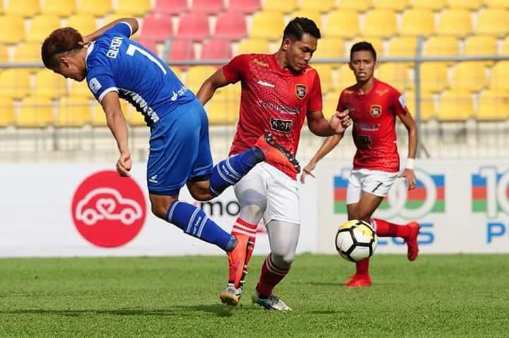 6 Fakta Menarik Perlawanan UKM FC vs Sabah.