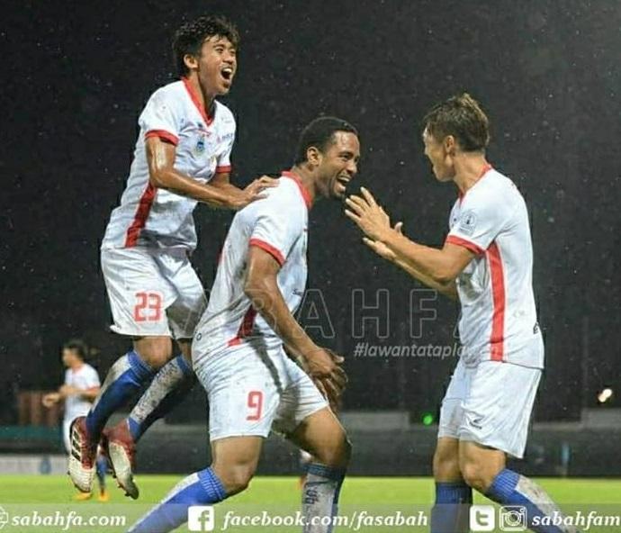 Sabah bertemu MIFA FC esok, misi ke Liga Super 2019 diteruskan!