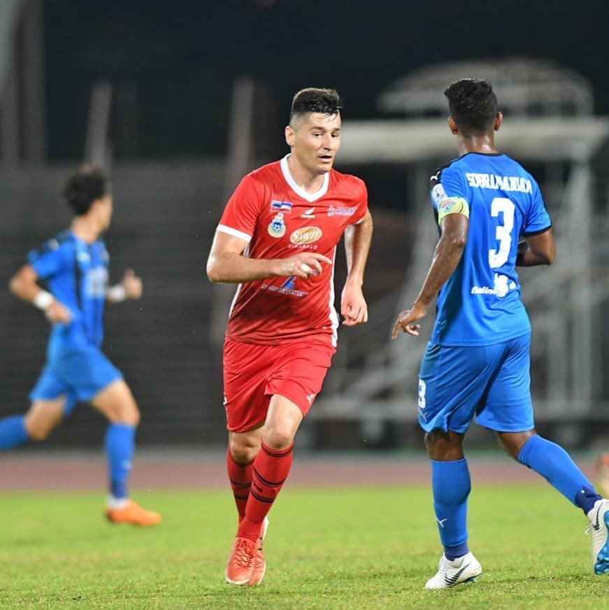 Wajib Baca! 4 Karakter positif Roki yang bantu Sabah peroleh 2 kemenangan berturut-turut.