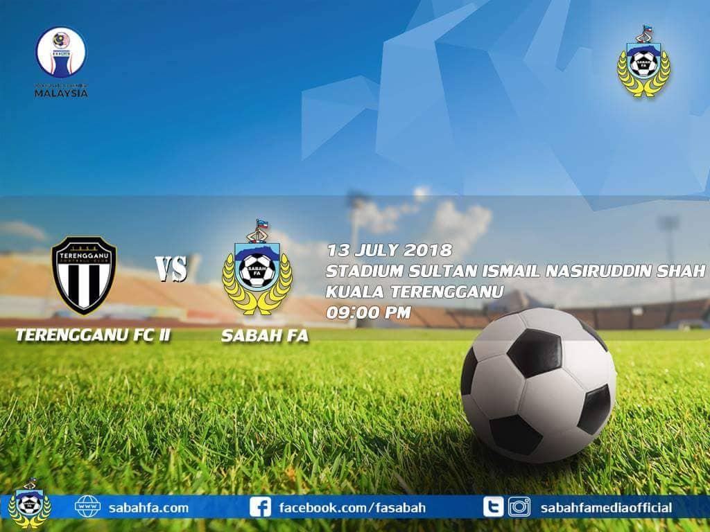 TFC II vs Sabah: Menang bukan lagi 'Pilihan' tapi 'Kemestian'