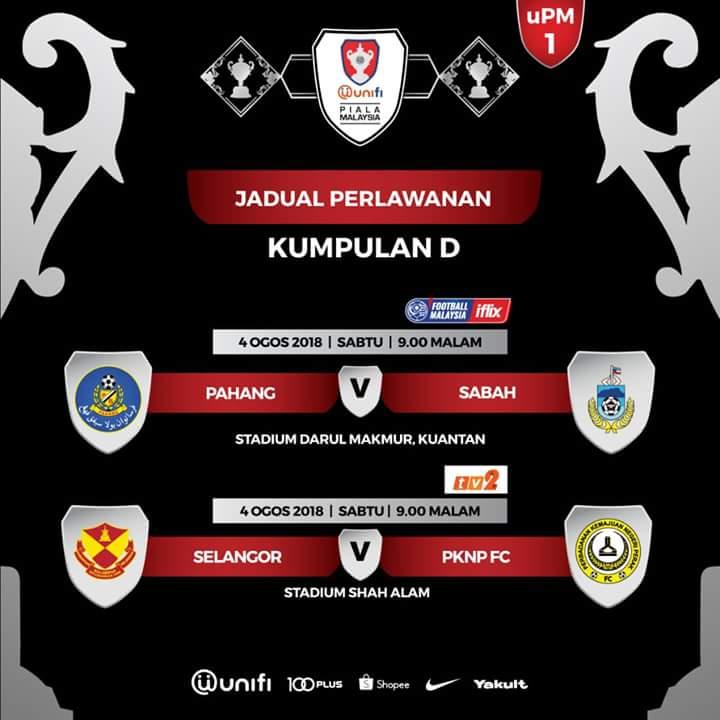 Sabah mampu kejutkan Pahang esok!