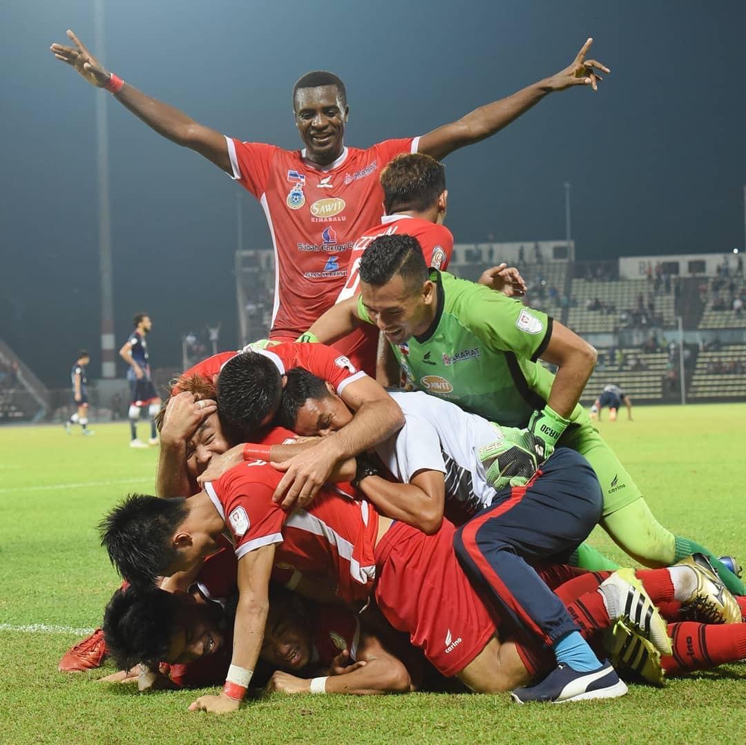 Piala Malaysia 2018: Sabah ke peringkat Suku Akhir jika tewaskan Selangor di Shah Alam.