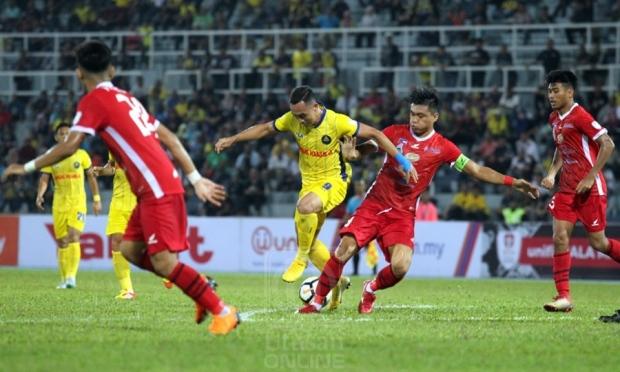 Saksikan 4 peluang terbaik yang dicipta Sabah ketika mengikat Tok Gajah 1-1 di Kuantan.