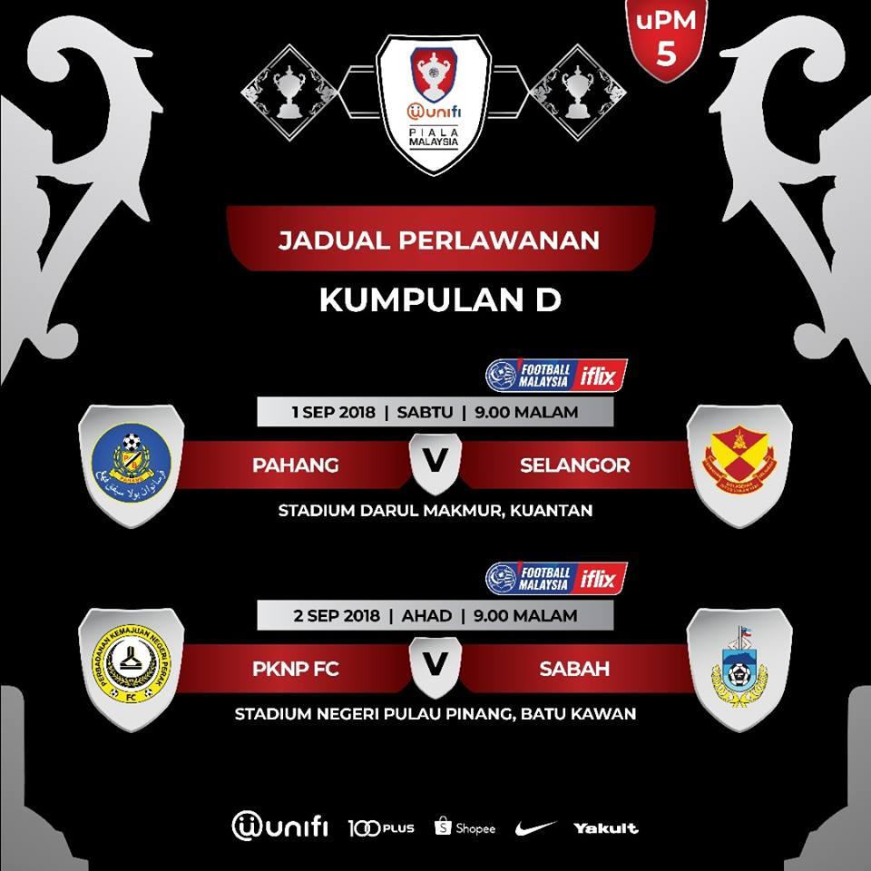 Piala Malaysia 2018: Sabah akan menang jika mengetahui 5 kelemahan utama PKNP FC ini pada esok.