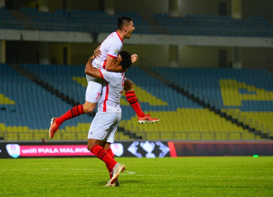 Sabah tumpaskan PKNP FC untuk ke Suku Akhir Piala Malaysia 2018, 2 kunci utama kejayaan anak-anak buah Jelius Ating semalam.
