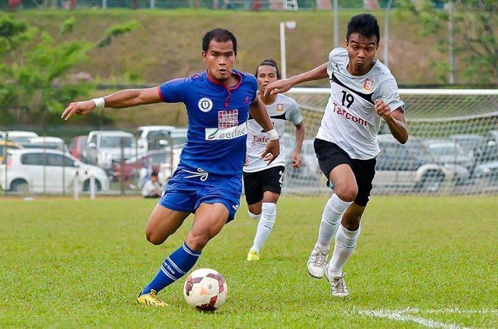 Pemain berpangkat Inspektor dari Sabah wakili PDRM FA untuk Liga Perdana 2019