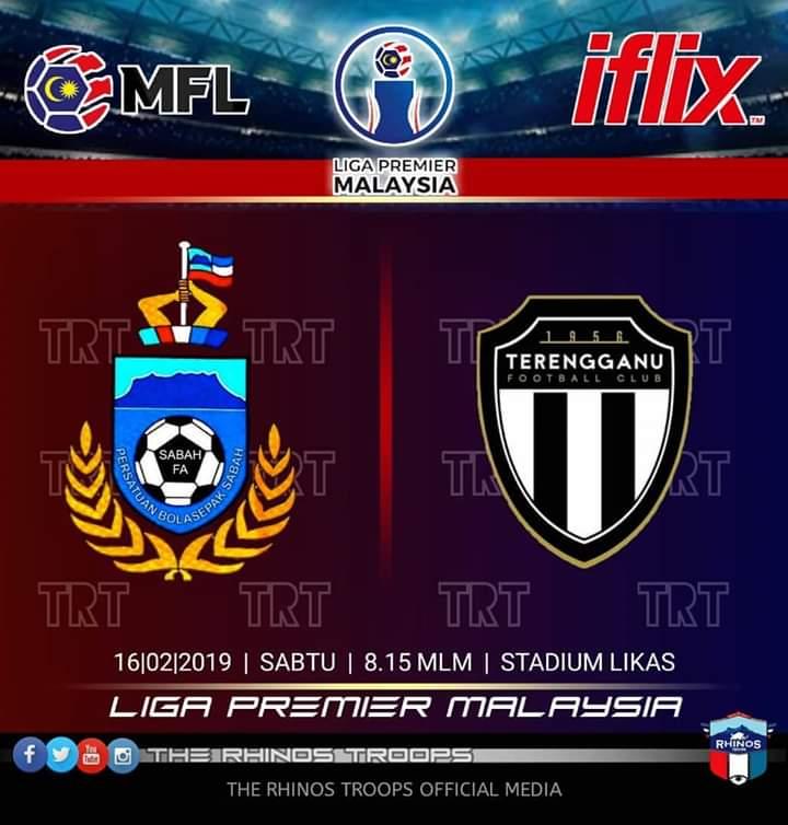 Sabah miliki kelebihan bertemu Terengganu FC II Sabtu ini