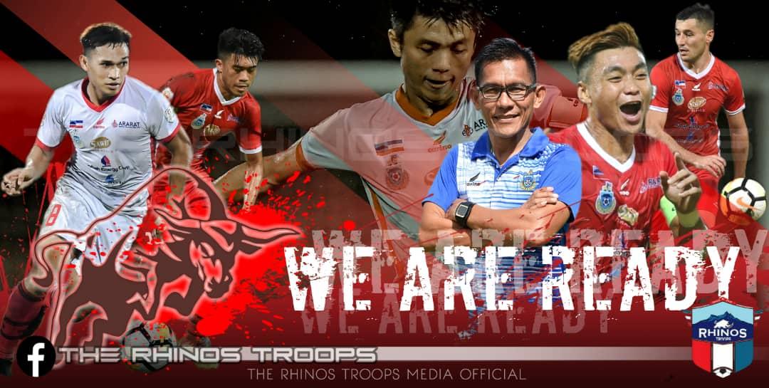Sabah vs JDT II: Roki & rakan-rakan seru sokongan moral penyokong malam esok!