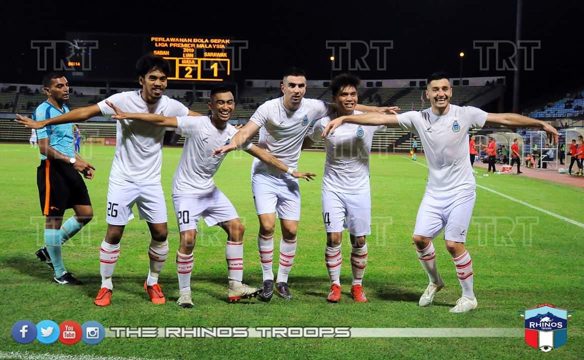 Menang ke atas JDT II & UiTM FC akan jadikan Sabah juara LP2019, 1 mata cukup untuk layak ke LS2020