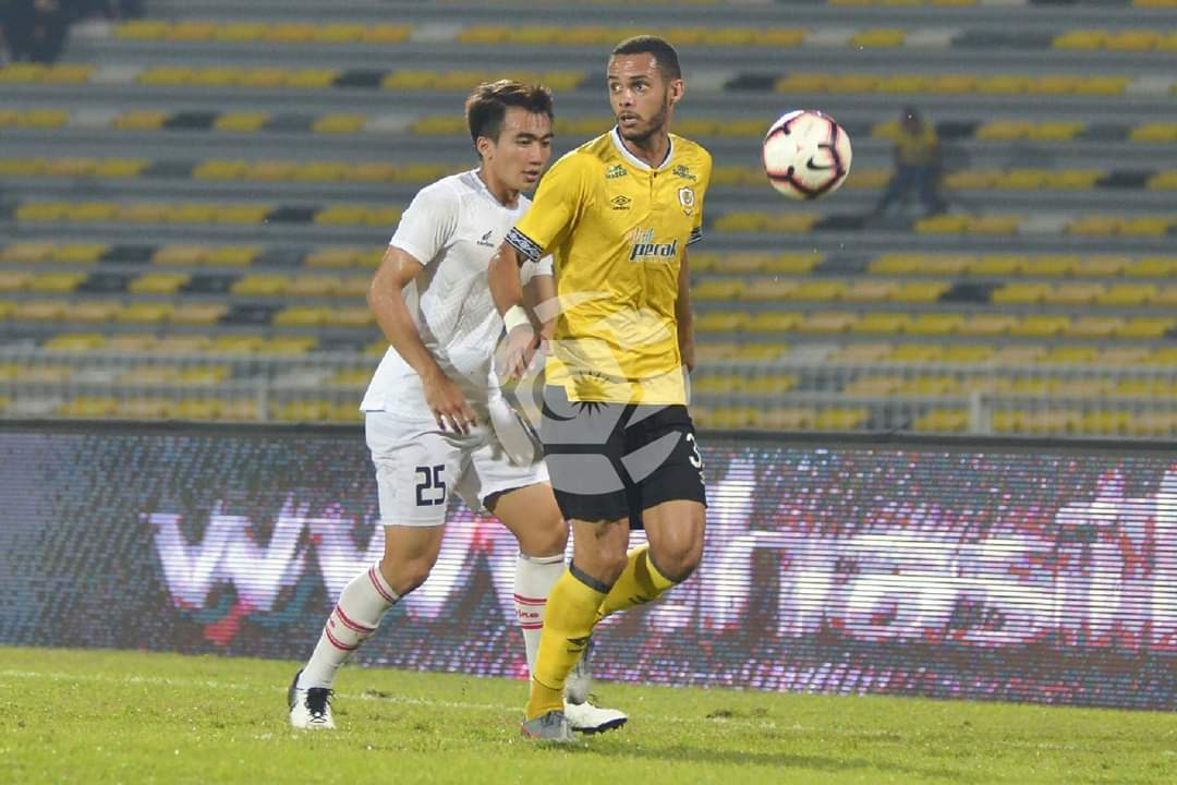 """Tewas 3-0 di Ipoh semalam harus dijadikan """"wake up call"""" buat Sabah"""