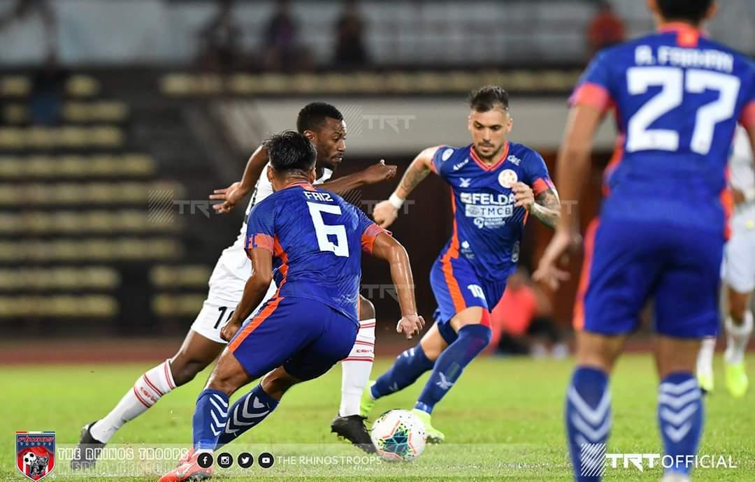 3 Kunci utama kemenangan 3-1 Sabah ke atas FELDA United FC semalam